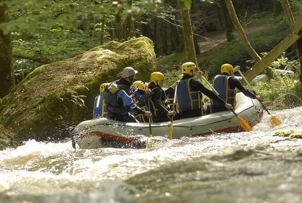 Rafting Morvan Bourgogne: le teambuilding par excellence