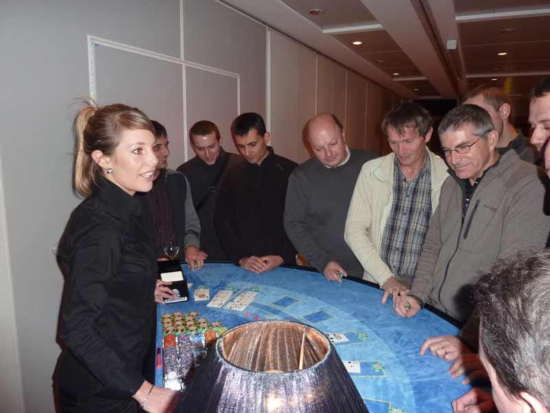 Soirée casino Bourgogne