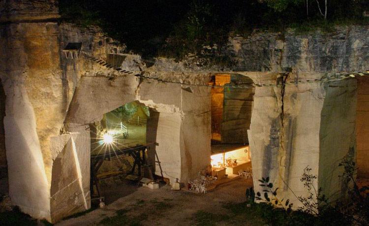 Incentive Bourgongne Grotte de champs retard