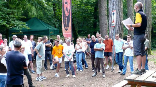 Challenge Team Building Morvan: Le petit Morvandiau