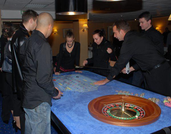 soirée casino morvan